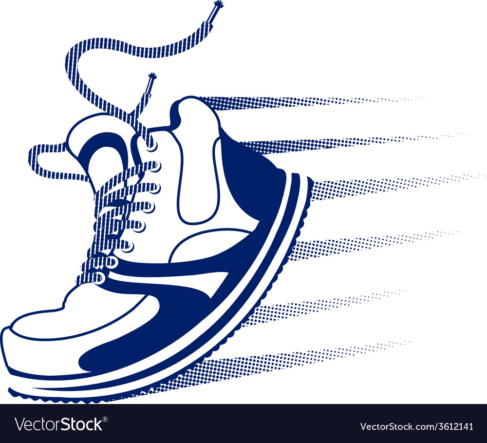Running icon vector | Price: 1 Credit (USD $1)