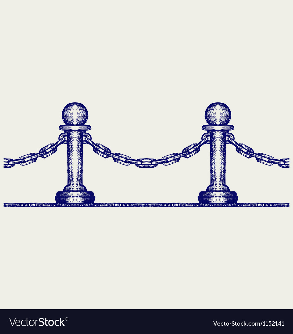 Seamless fence vector | Price: 1 Credit (USD $1)