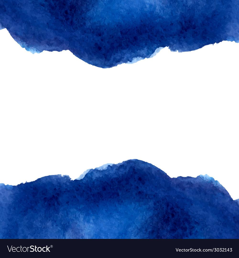 Abstract watercolor splash vector | Price: 1 Credit (USD $1)