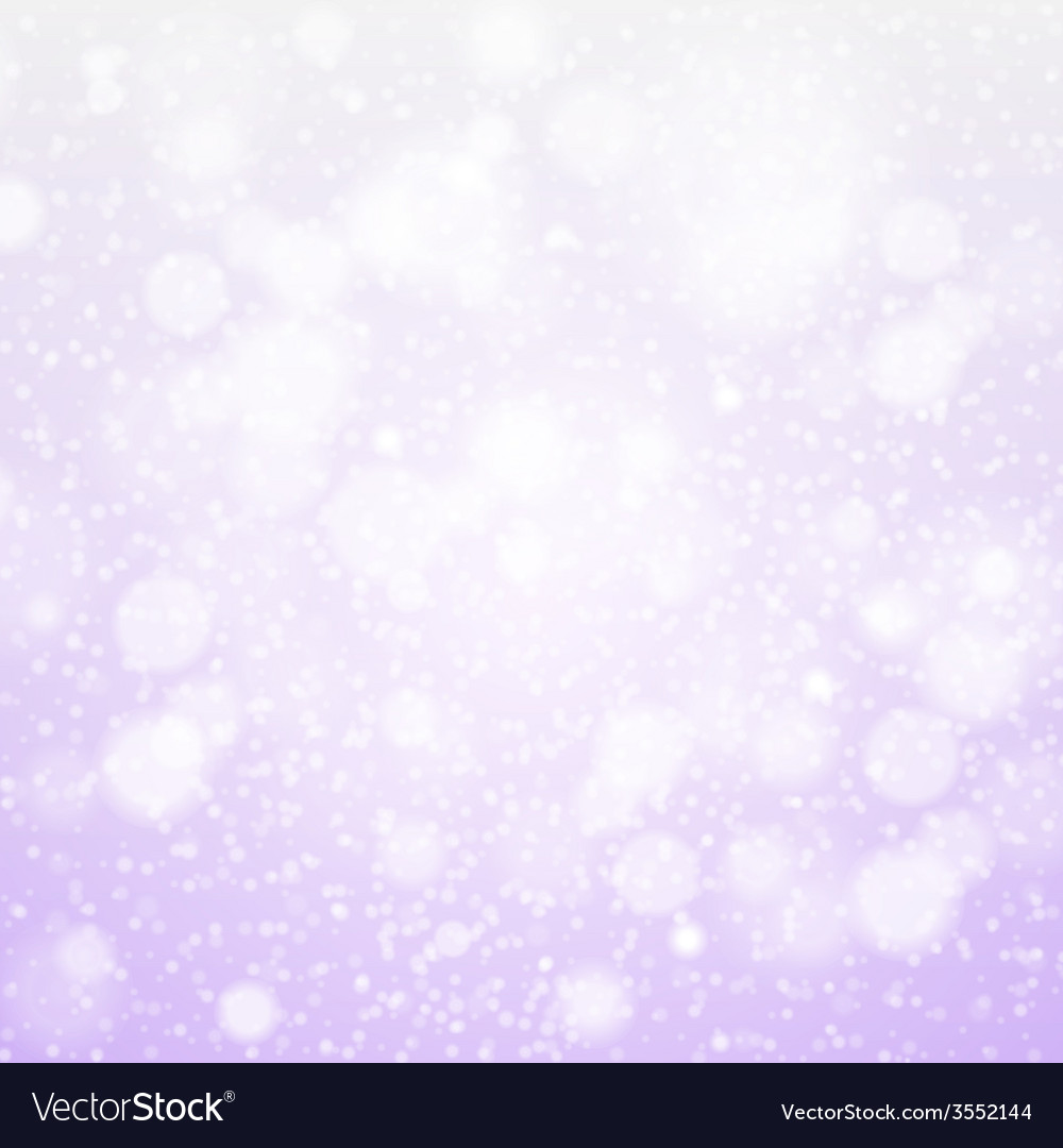 Christmas snowflakes background purple light vector | Price: 1 Credit (USD $1)