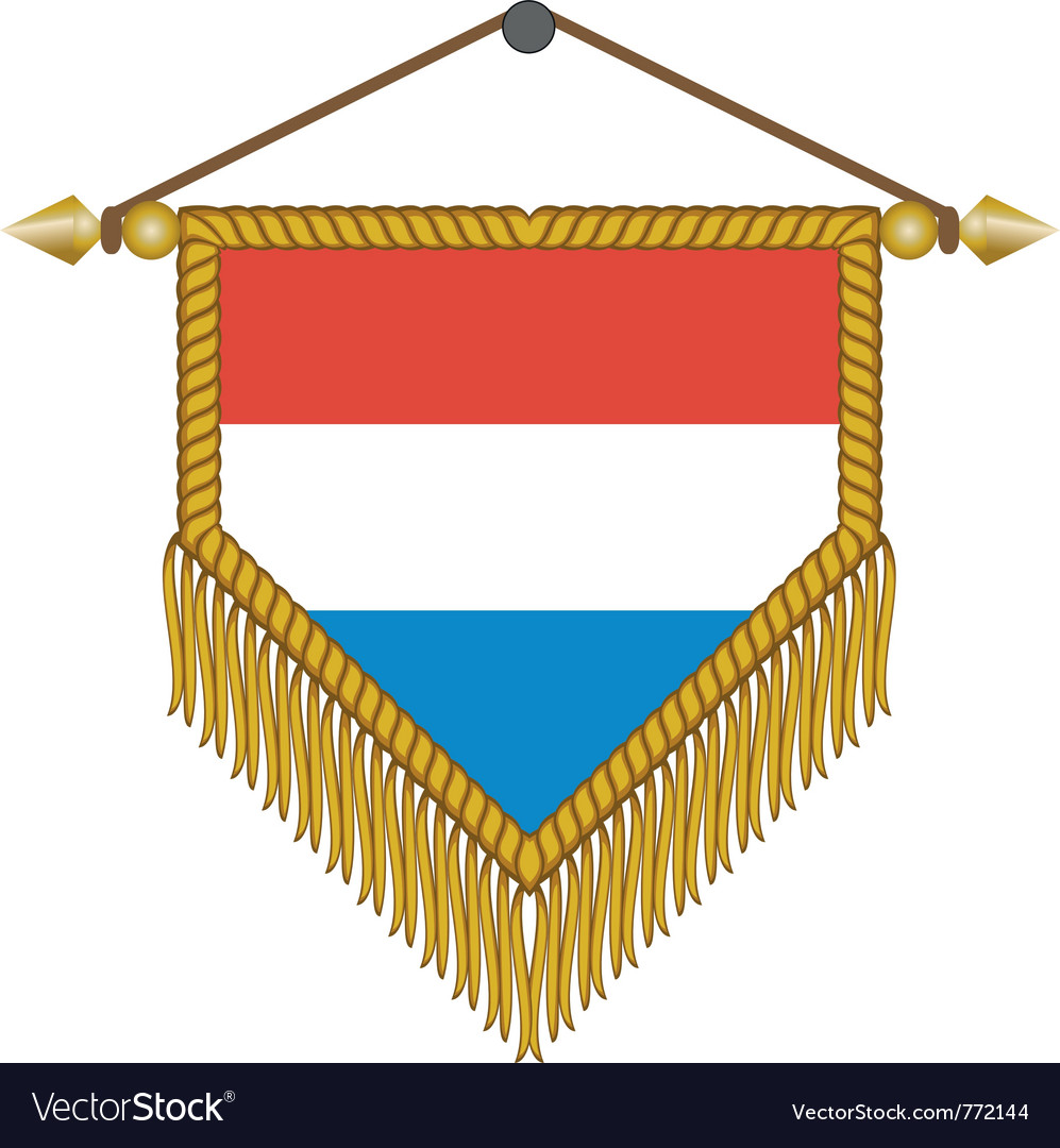 Flag of netherlands vector   Price: 1 Credit (USD $1)