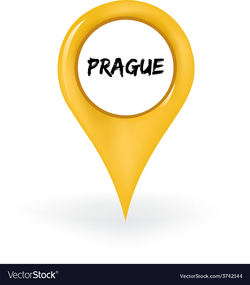 Location prague vector | Price: 1 Credit (USD $1)