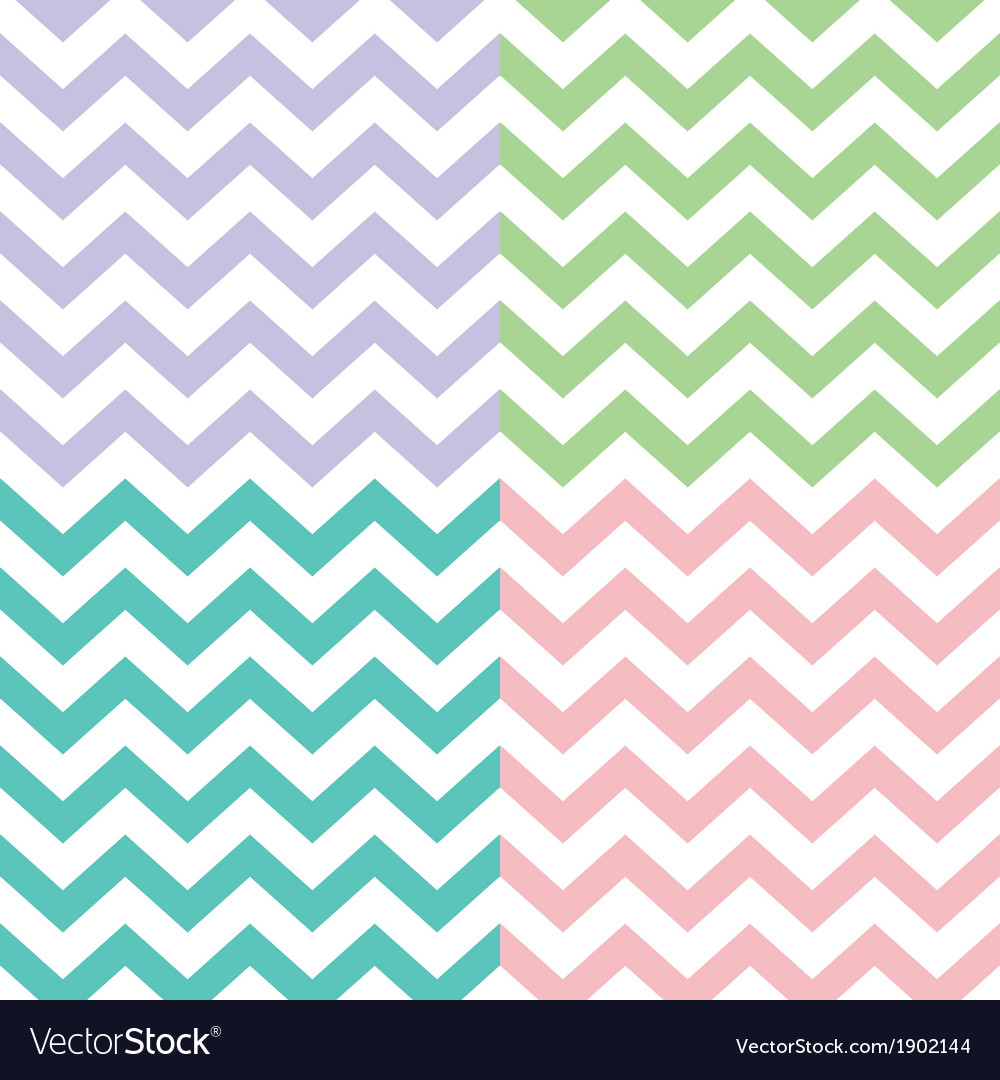 Popular zigzag chevron pattern vector | Price: 1 Credit (USD $1)
