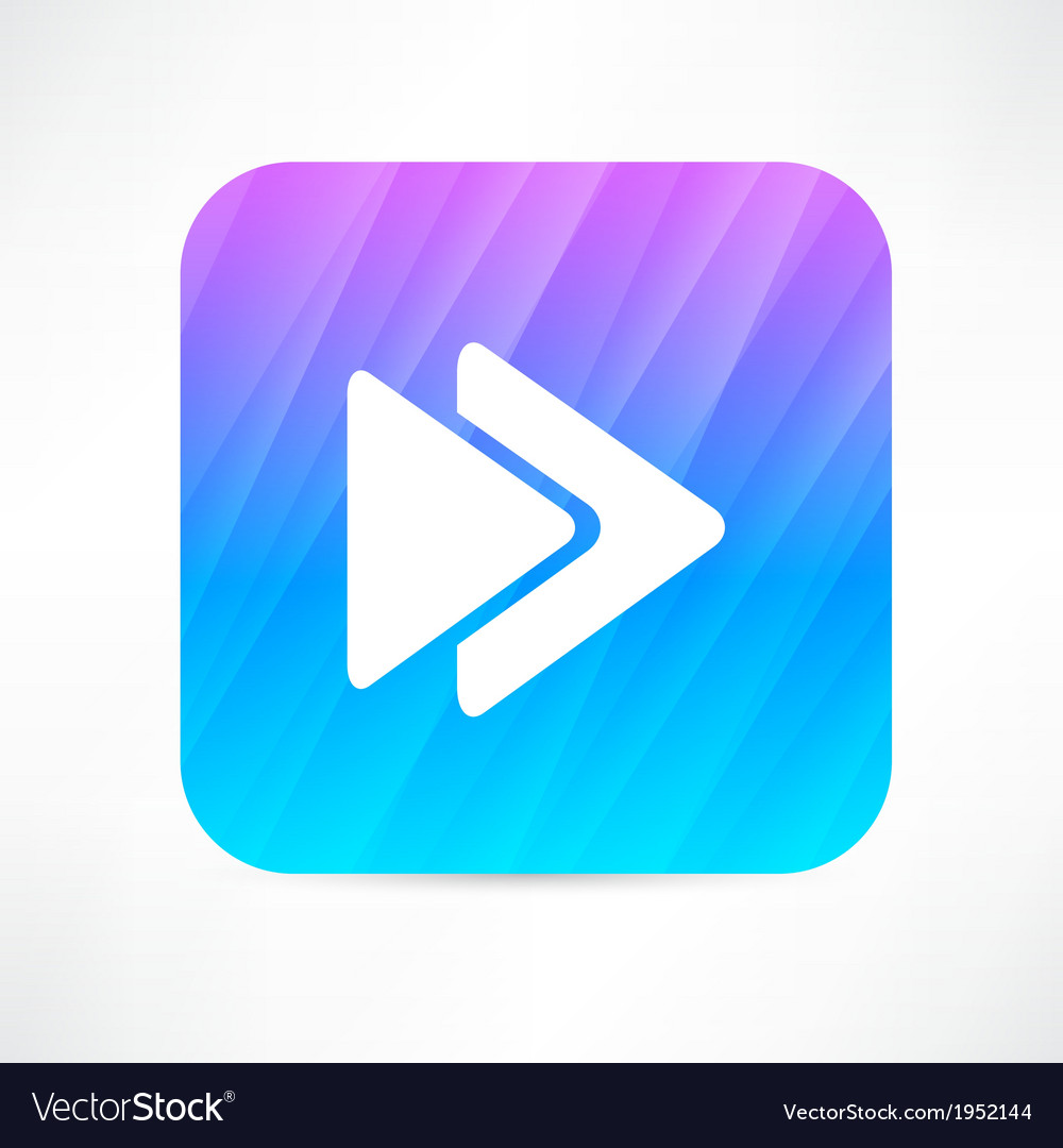 Rewind icon vector | Price: 1 Credit (USD $1)