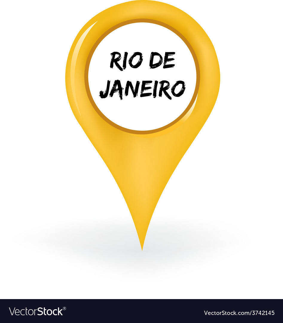 Location rio vector | Price: 1 Credit (USD $1)