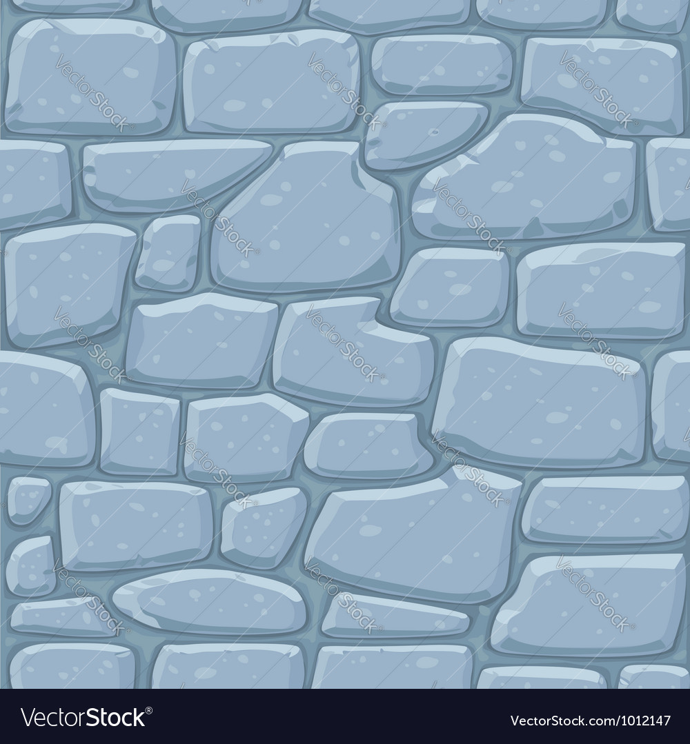 Seamless pattern of masonry vector | Price: 1 Credit (USD $1)