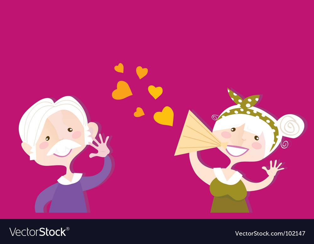 Vintage valentine's day vector   Price: 1 Credit (USD $1)