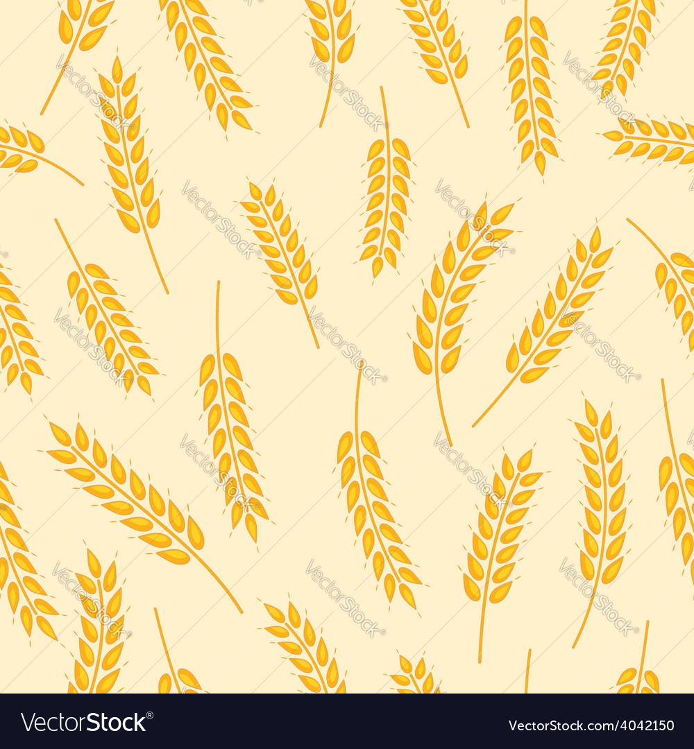 Spikelet pattern vector | Price: 1 Credit (USD $1)