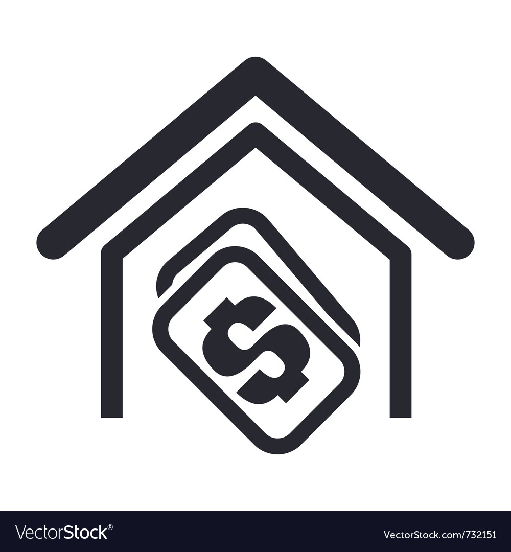 House buy single vector | Price: 1 Credit (USD $1)