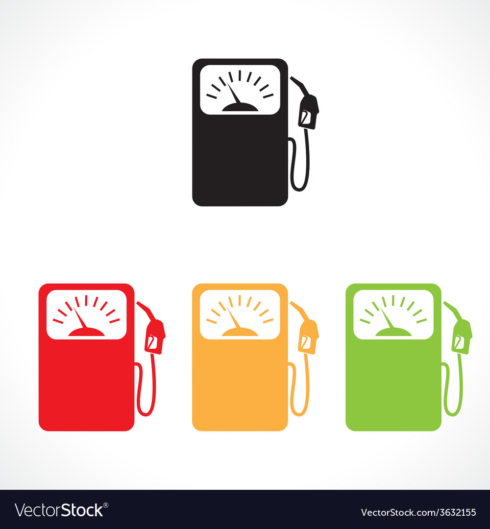 Gas station vector   Price: 1 Credit (USD $1)
