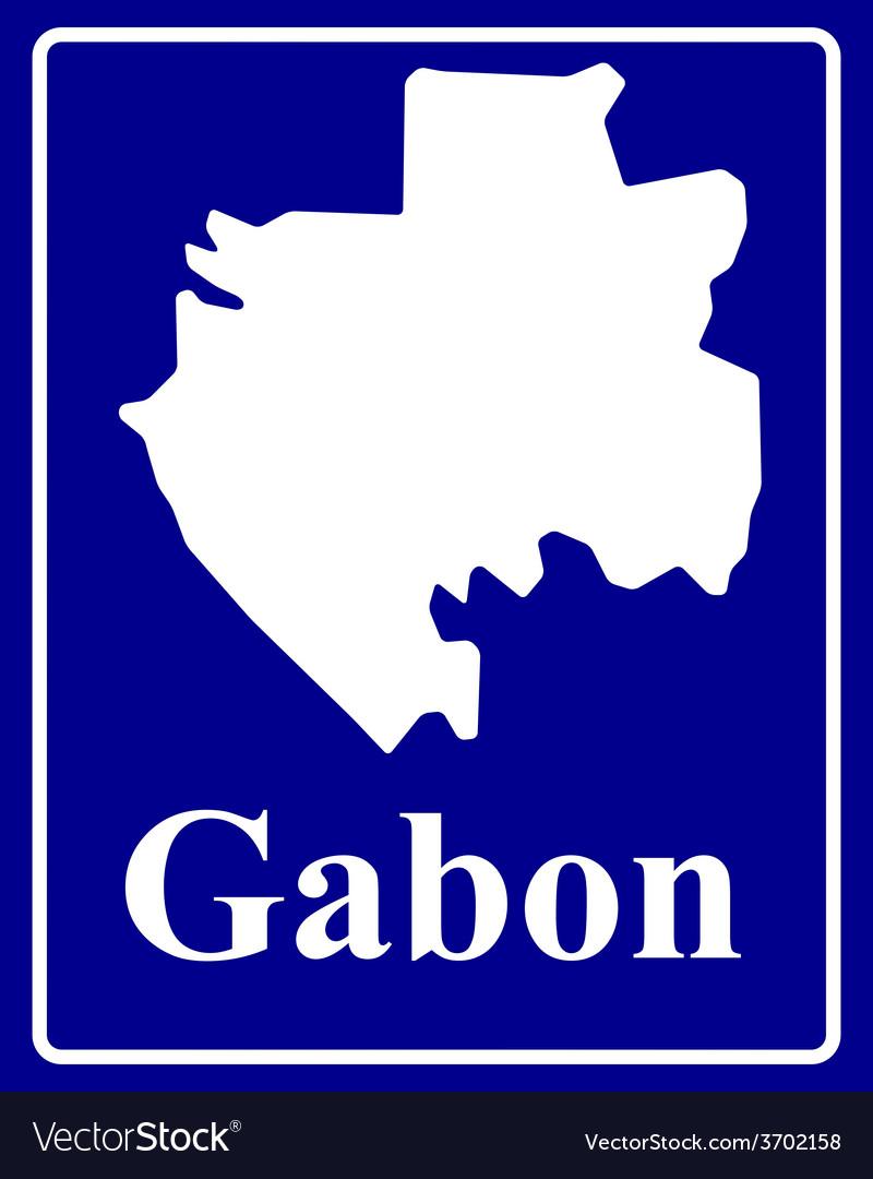 Gabon vector | Price: 1 Credit (USD $1)
