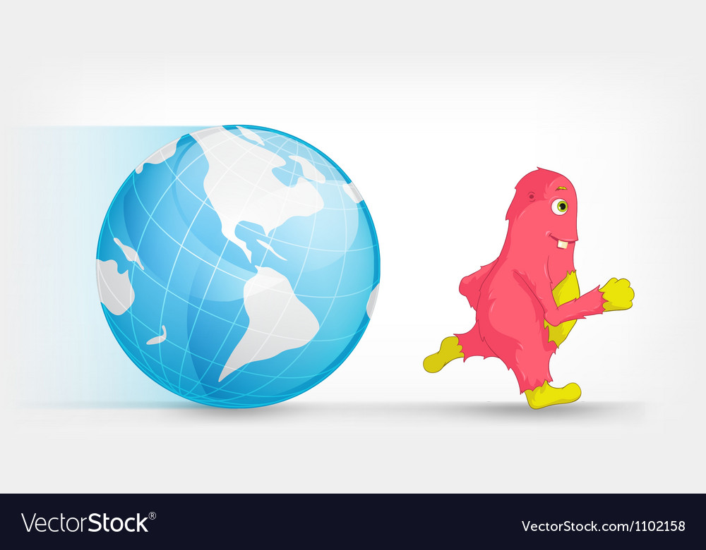 Global warming vector | Price: 3 Credit (USD $3)
