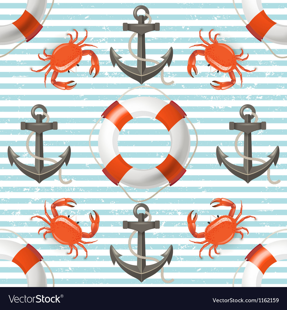 Sea seamless vector | Price: 1 Credit (USD $1)
