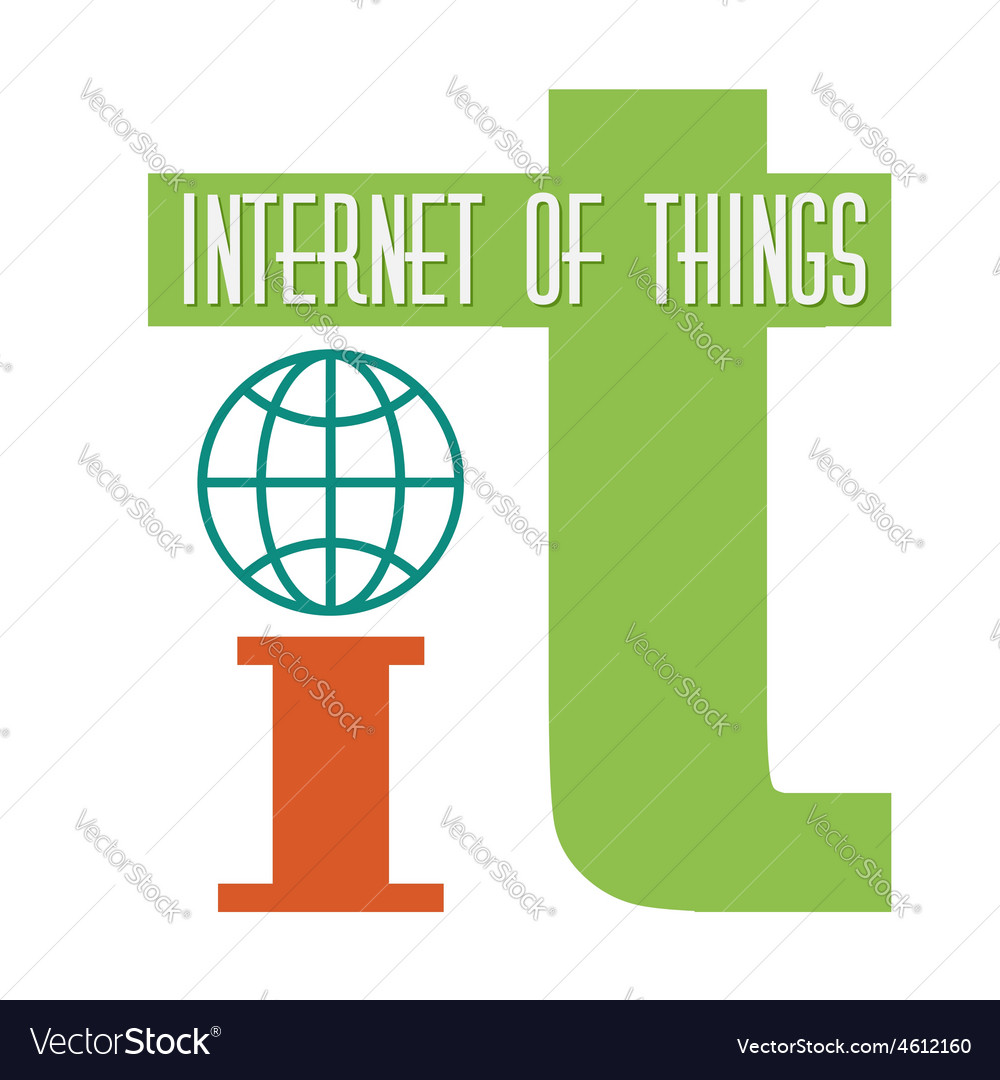 Internet of things vector | Price: 1 Credit (USD $1)