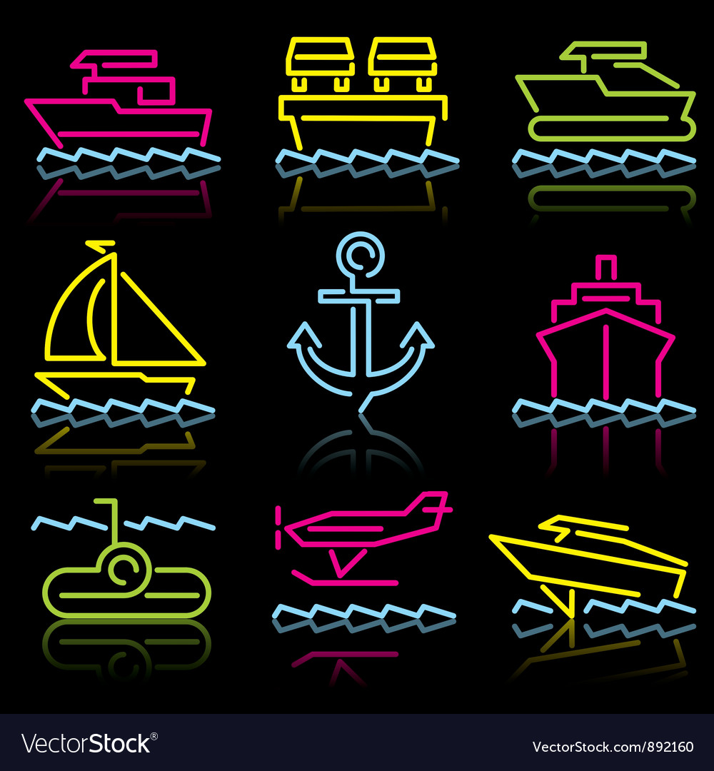 Water transport vector | Price: 1 Credit (USD $1)