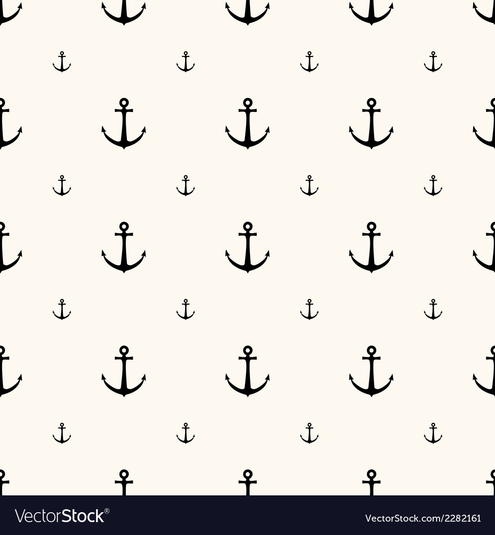 Seamless retro pattern vector | Price: 1 Credit (USD $1)