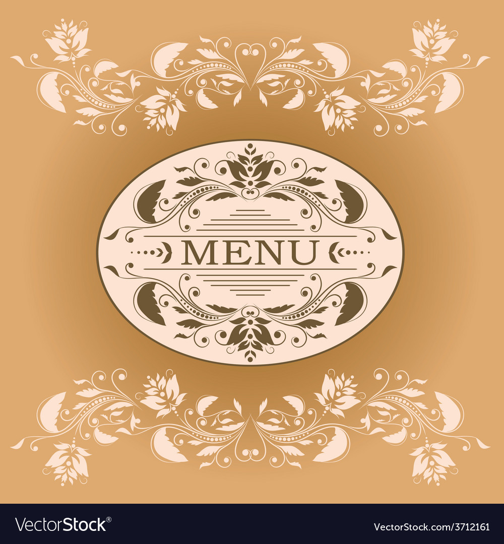Vintage design elements vector | Price: 1 Credit (USD $1)