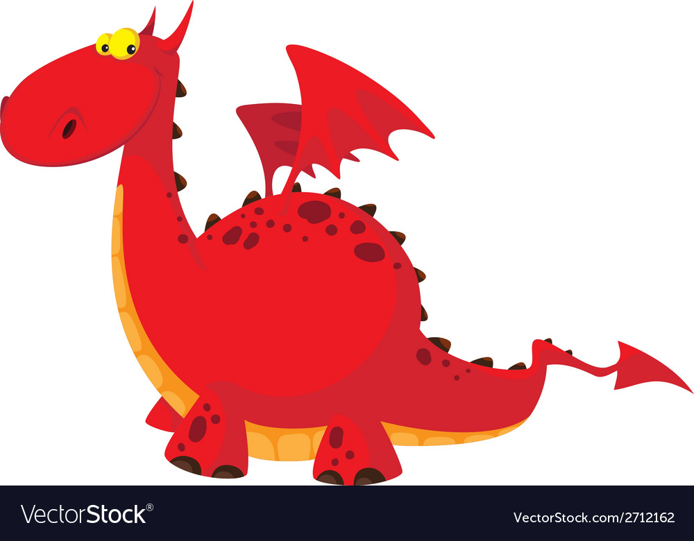 Nice dragon vector | Price: 1 Credit (USD $1)