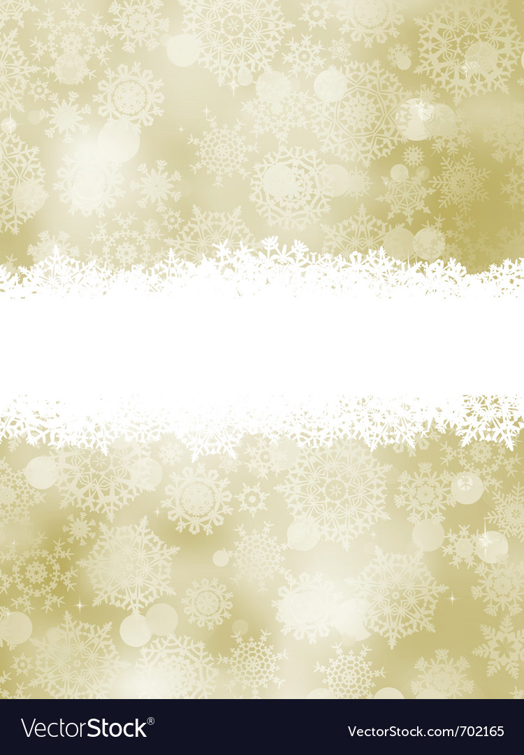 Elegant christmas card vector | Price: 1 Credit (USD $1)