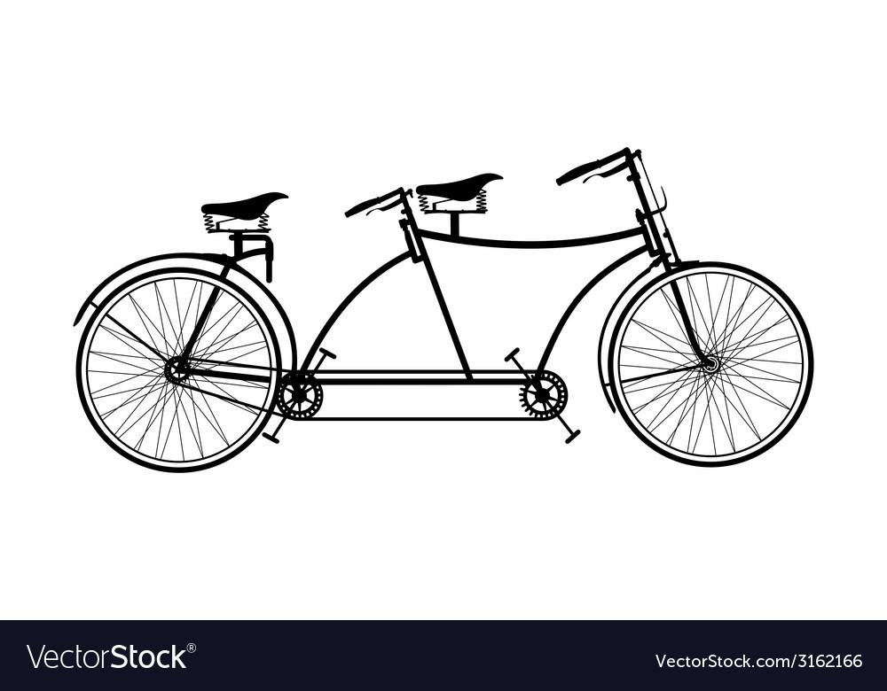Biciklo za dvoje1 resize vector   Price: 1 Credit (USD $1)