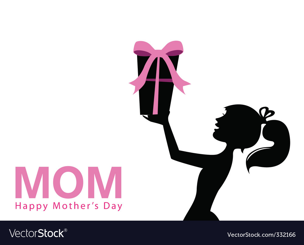 Mother's day design vector | Price: 1 Credit (USD $1)