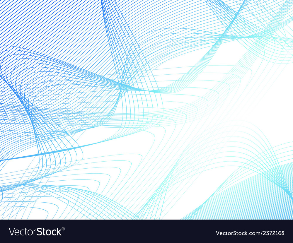 Abstract light blue rosette background vector | Price: 1 Credit (USD $1)