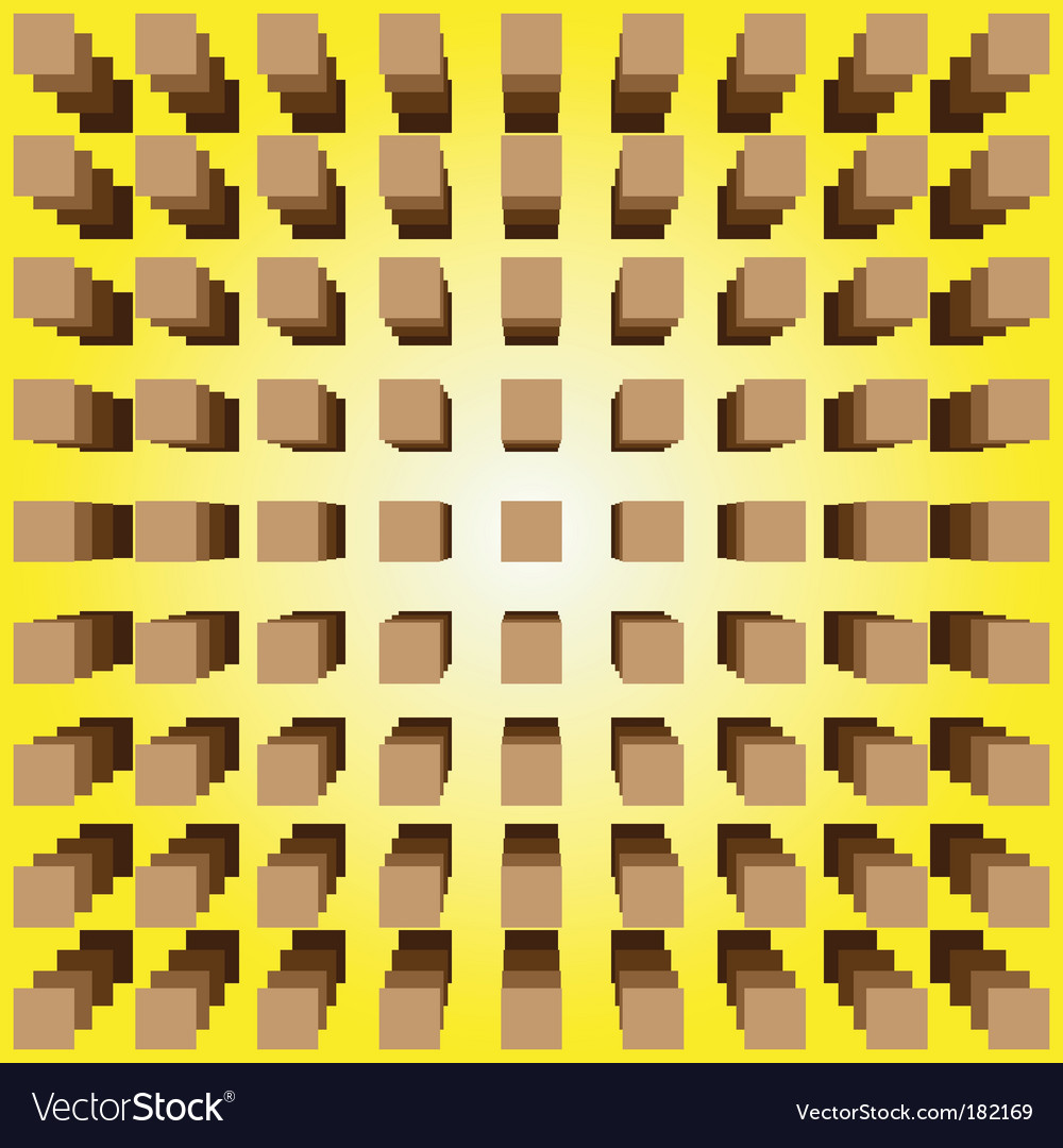 Optical illusion vector | Price: 1 Credit (USD $1)