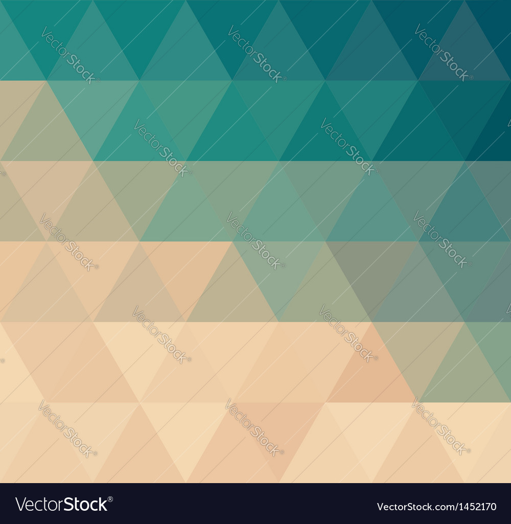 Triangular background 2 vector | Price: 1 Credit (USD $1)