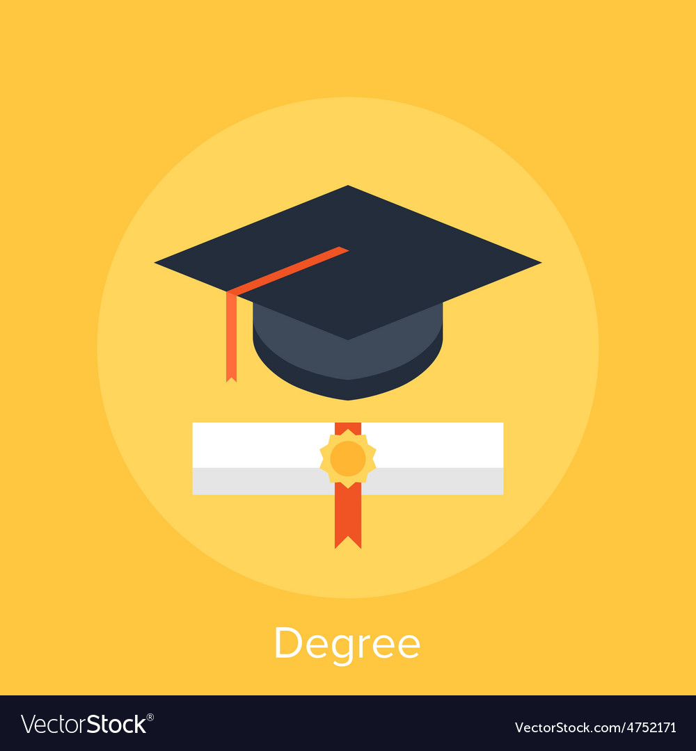 Degree vector | Price: 1 Credit (USD $1)