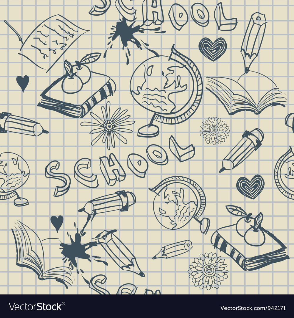 Education doodle vector | Price: 1 Credit (USD $1)