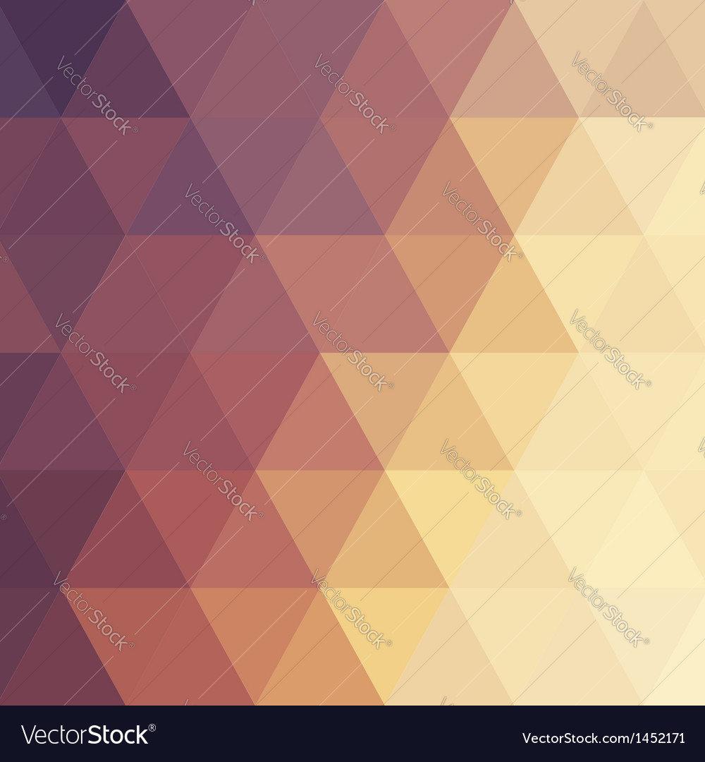 Triangular background 1 vector | Price: 1 Credit (USD $1)