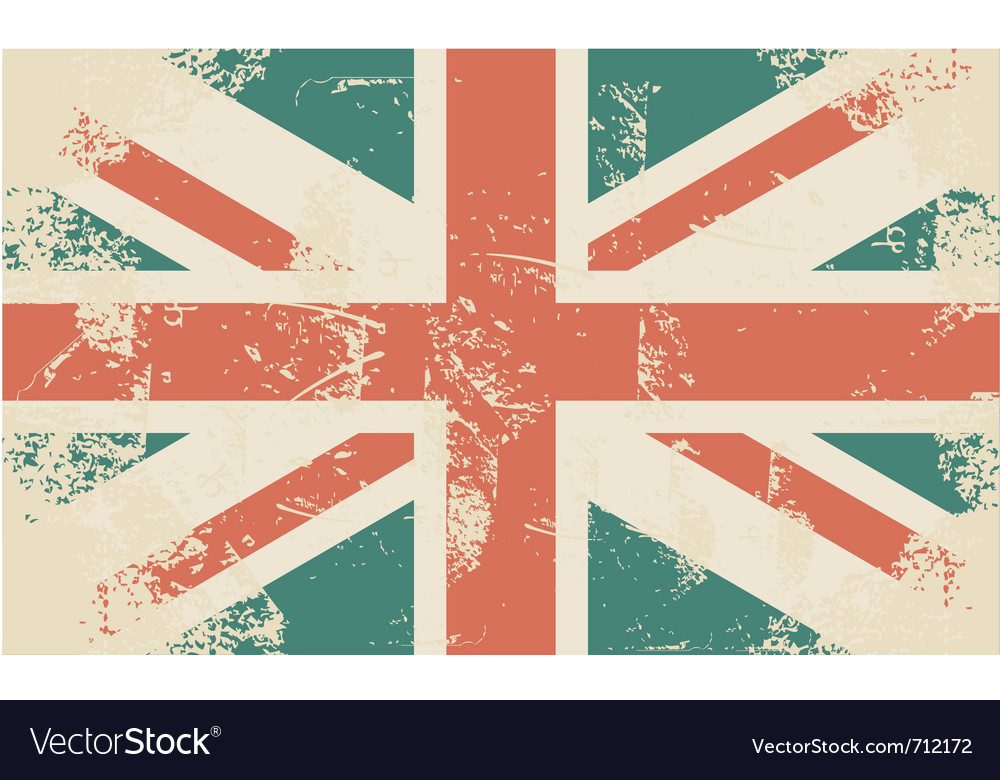 English flags vector | Price: 1 Credit (USD $1)