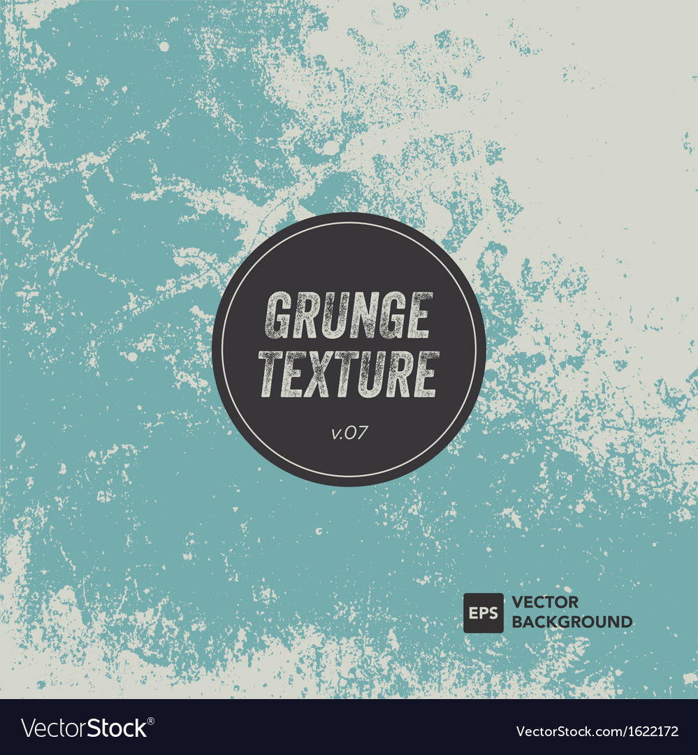 Grunge texture background 07 vector | Price: 1 Credit (USD $1)