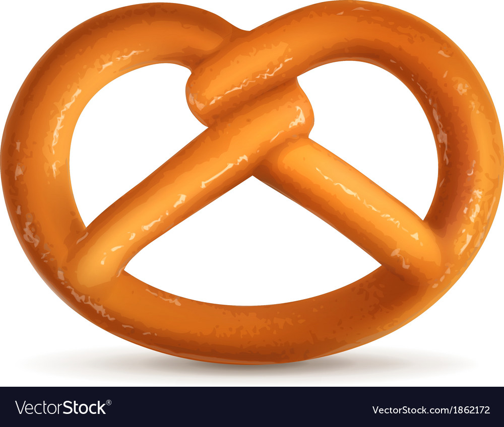 Pretzel vector | Price: 3 Credit (USD $3)