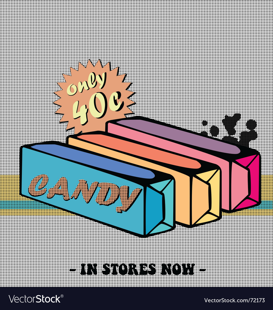 Candy vector   Price: 1 Credit (USD $1)