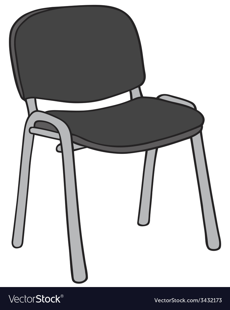 Office chair vector | Price: 1 Credit (USD $1)