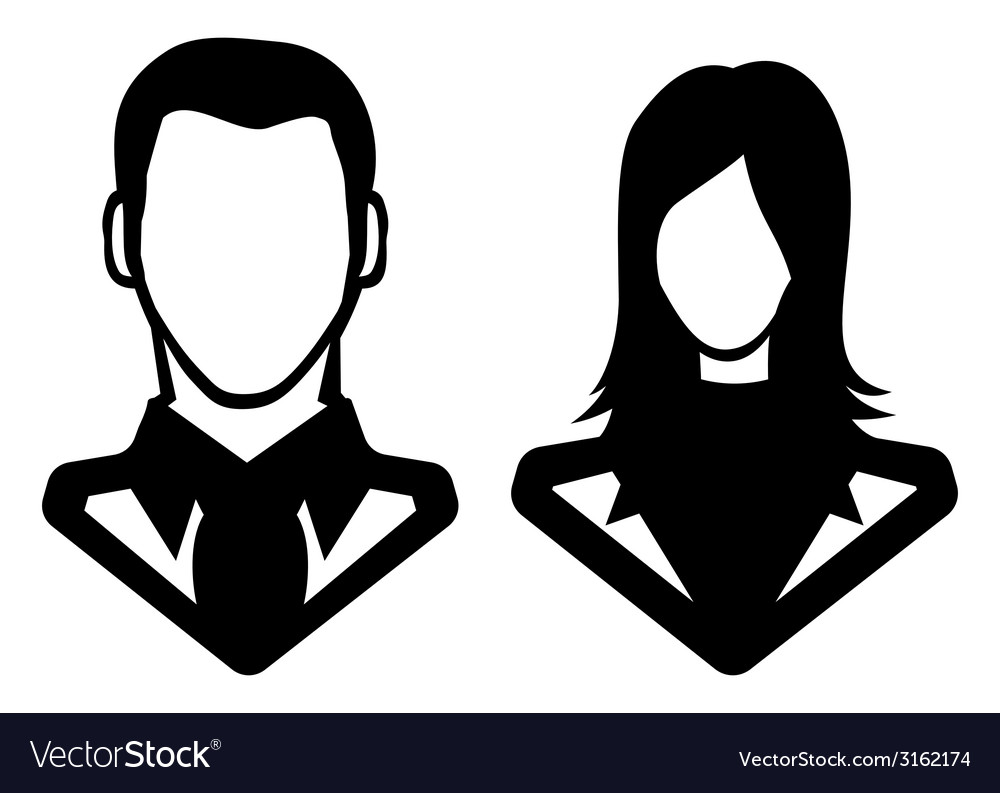 Businessman icon call centar6 resize vector | Price: 1 Credit (USD $1)