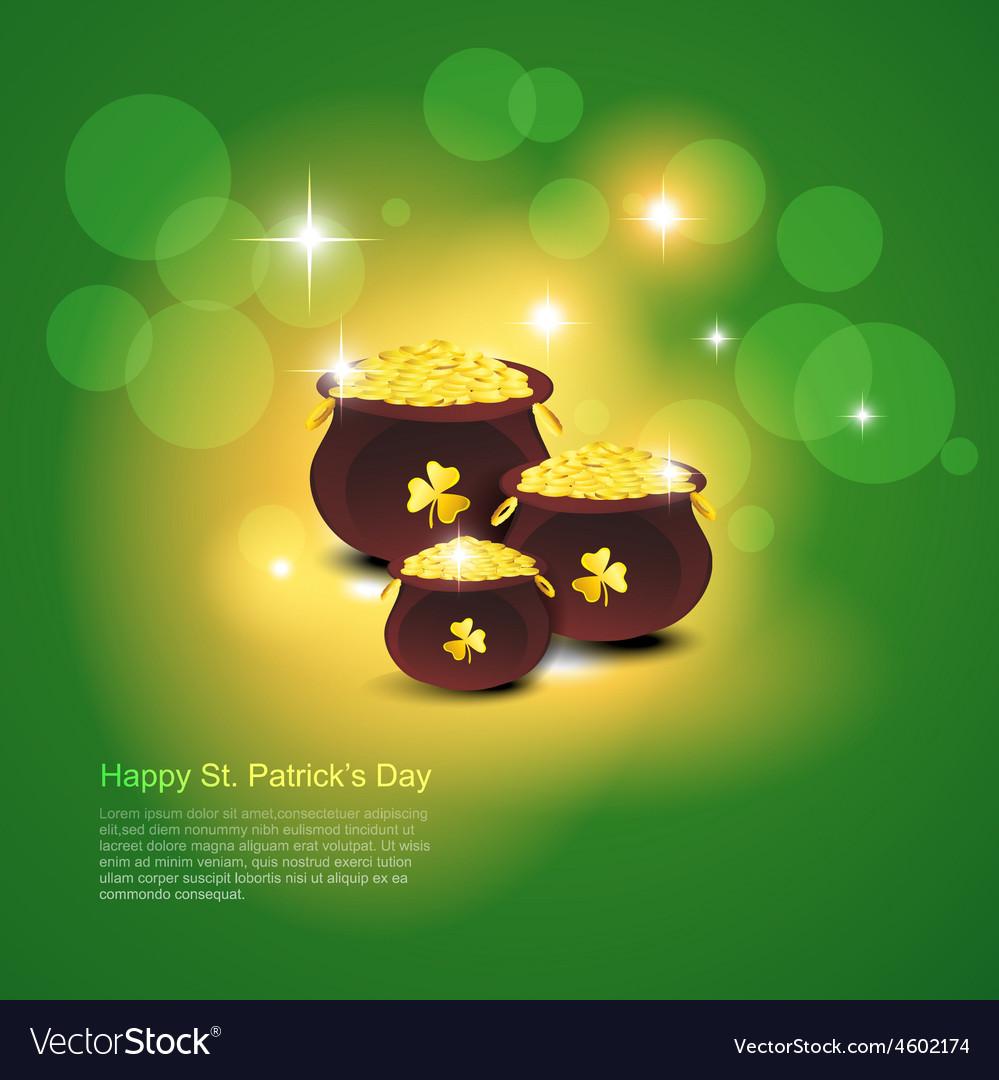 St patricks day design vector | Price: 1 Credit (USD $1)