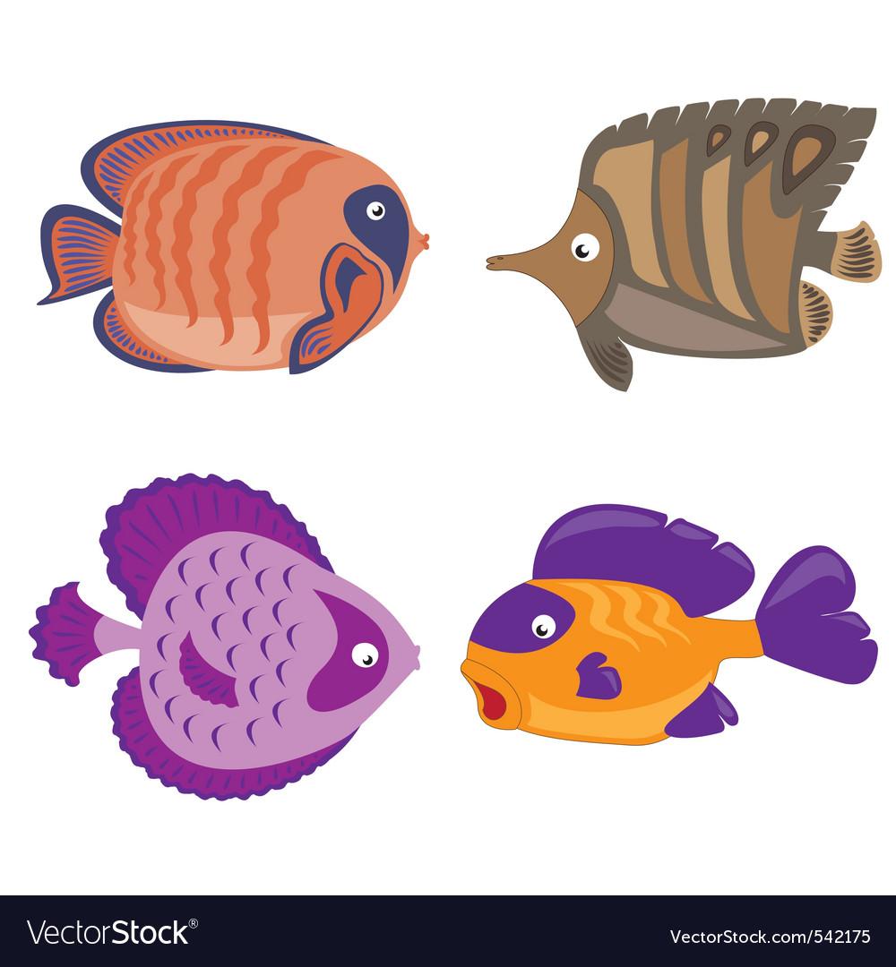 Marine life vector | Price: 1 Credit (USD $1)