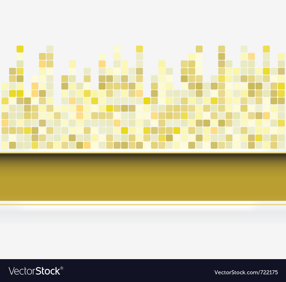 Square background vector | Price: 1 Credit (USD $1)