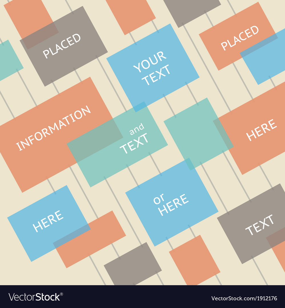Place for your text here template of design vector | Price: 1 Credit (USD $1)