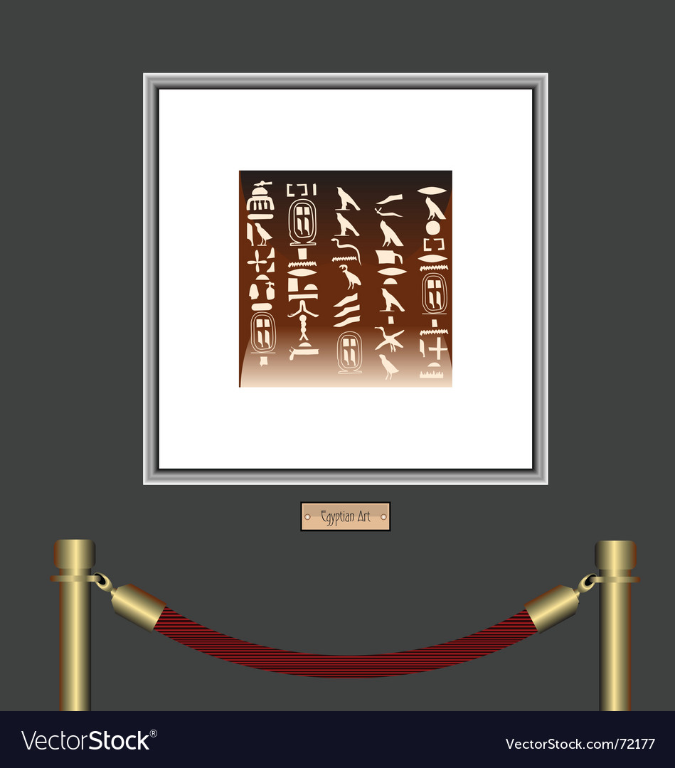 Art frame vector | Price: 1 Credit (USD $1)