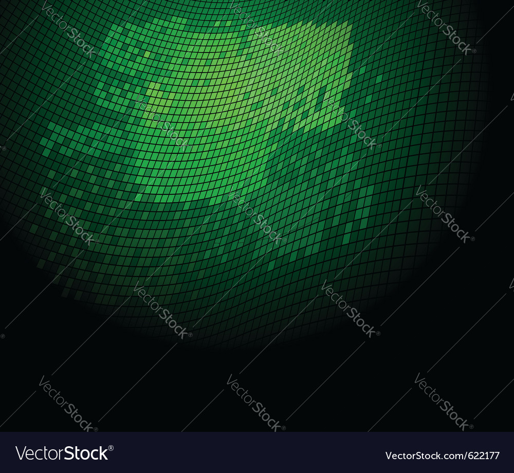 Green technology background vector | Price: 1 Credit (USD $1)