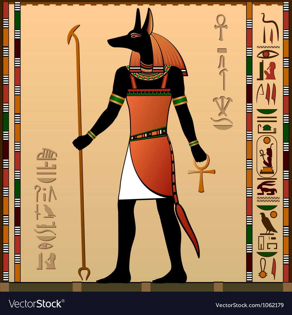 Ancient egypt vector | Price: 1 Credit (USD $1)
