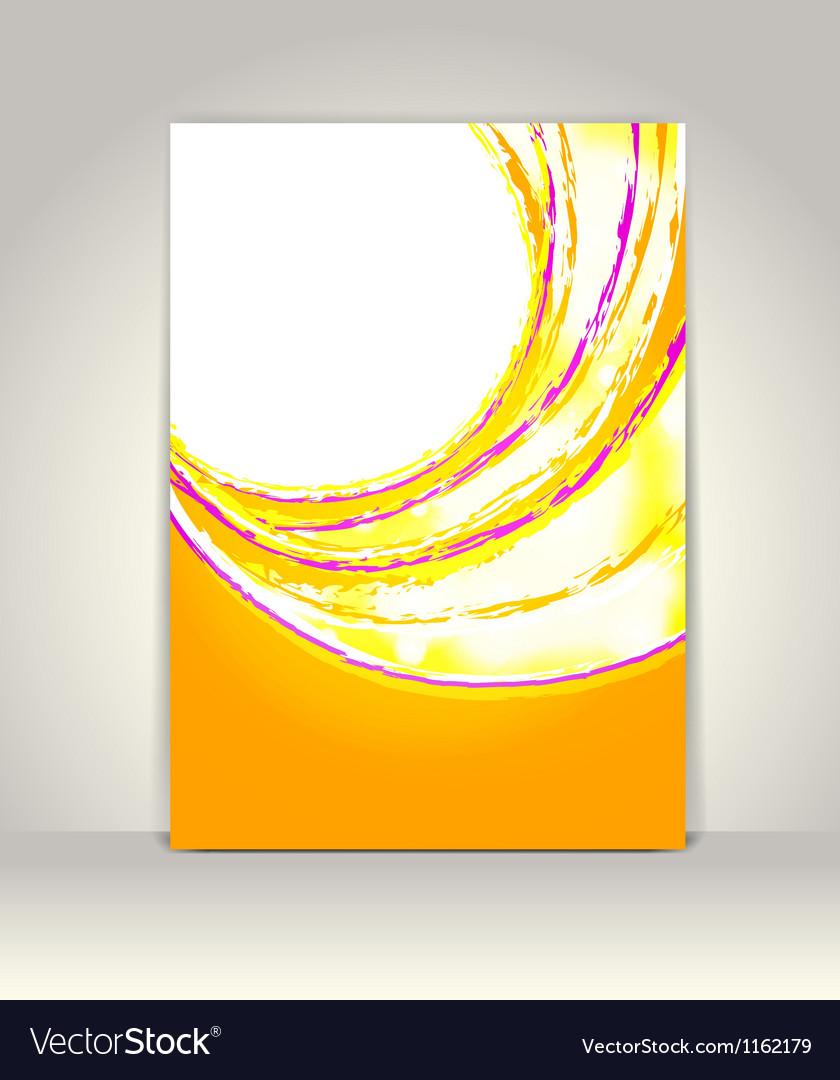 Business brochure template vector | Price: 1 Credit (USD $1)
