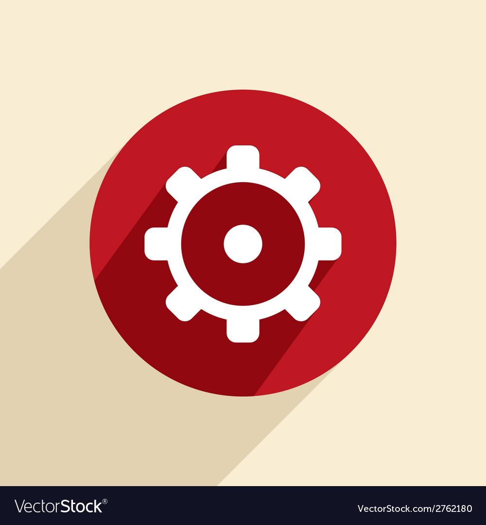 Symbol settings cogwheel vector   Price: 1 Credit (USD $1)