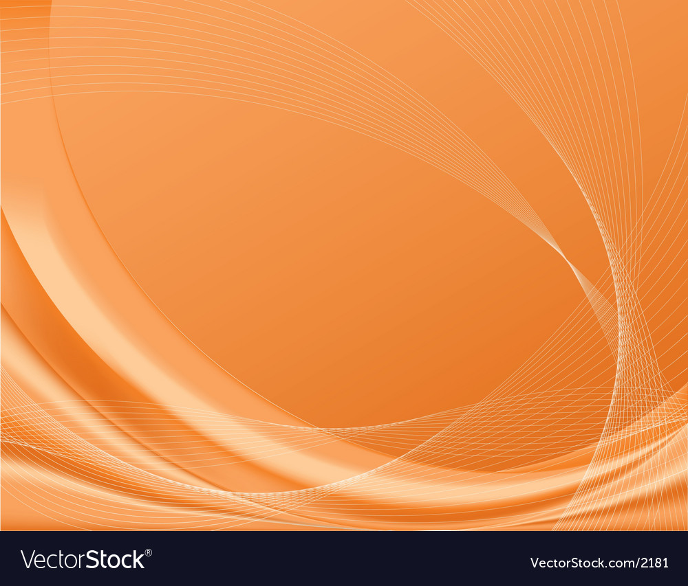 Orange background vector | Price: 1 Credit (USD $1)