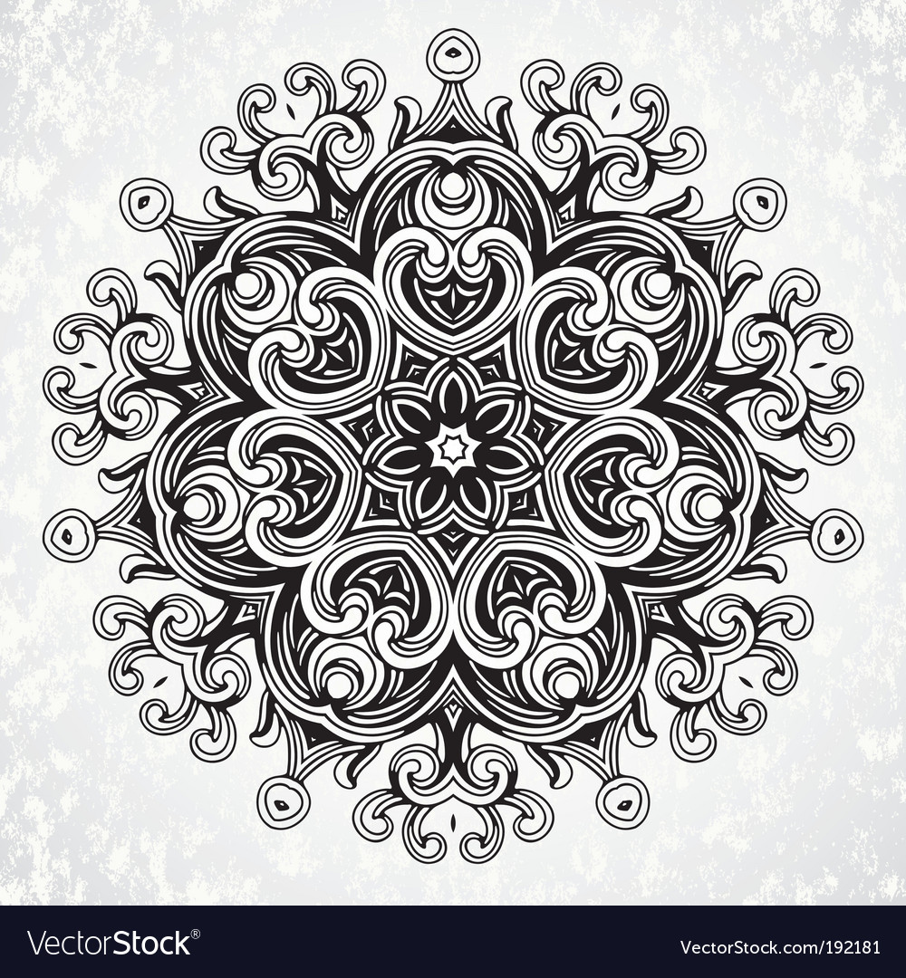 Pattern element vector | Price: 1 Credit (USD $1)
