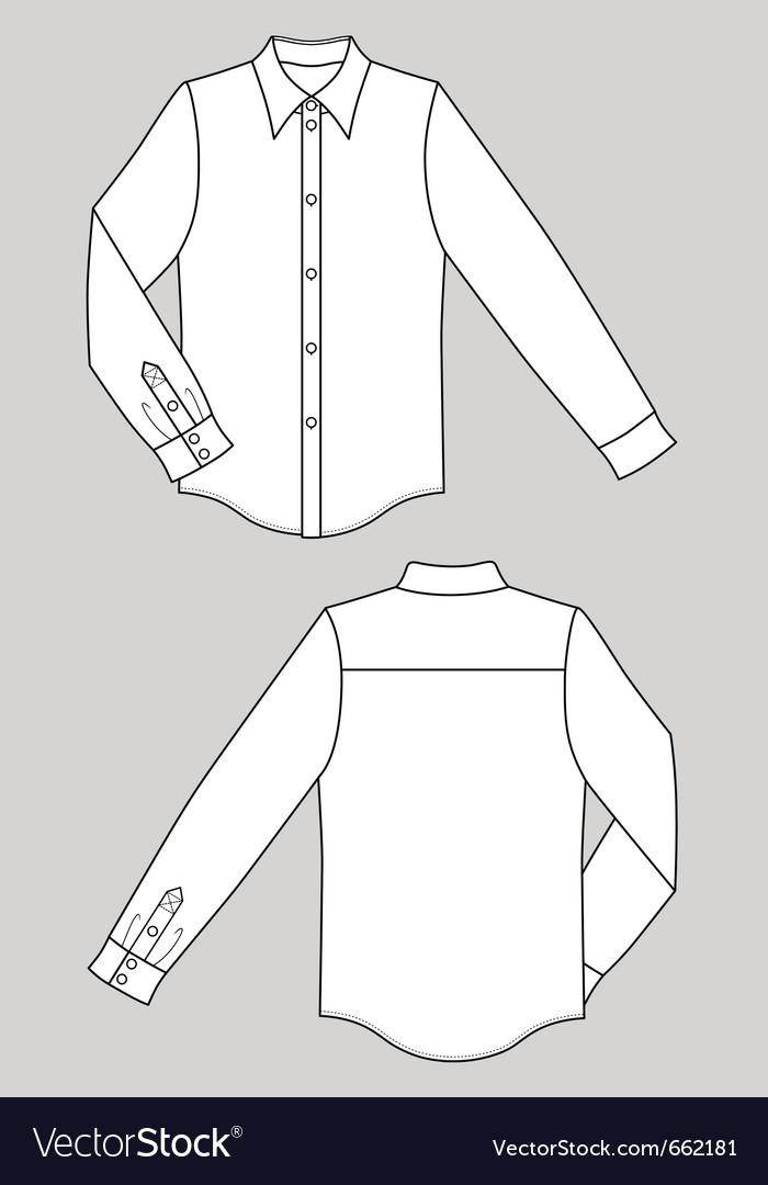 Shirt vector | Price: 1 Credit (USD $1)