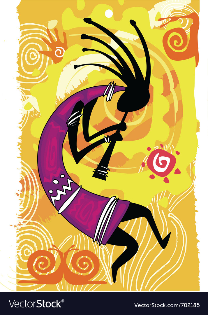 Dancing figure vector | Price: 1 Credit (USD $1)
